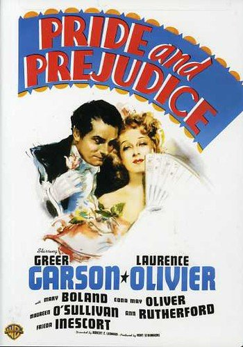 Pride and Prejudice [DVD] [1940] [Region 1] [Import] [NTSC] from Warner Home Video