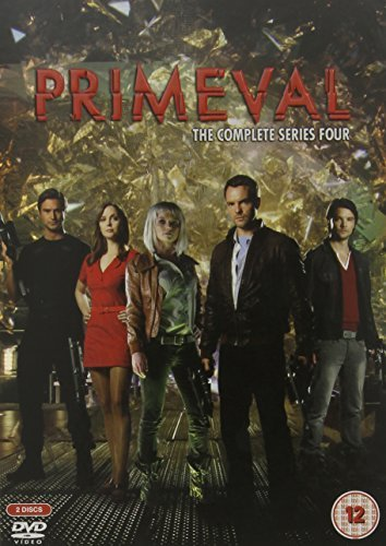 Primeval - Series 4 [DVD] from 2entertain