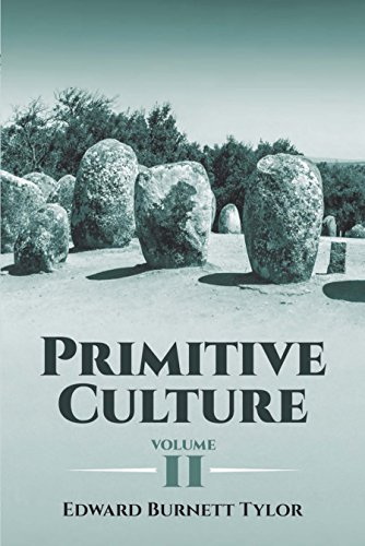 Primitive Culture Volume 2 (Dover Thrift Editions) from Dover Publications Inc.