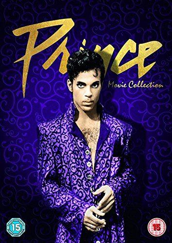 Prince: Movie Collection [DVD] [2016] from Warner Home Video
