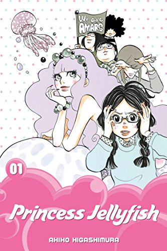 Princess Jellyfish 1 from Kodansha America, Inc
