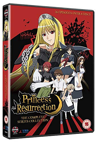 Princess Resurrection Complete Series Collection [DVD] from Manga Entertainment