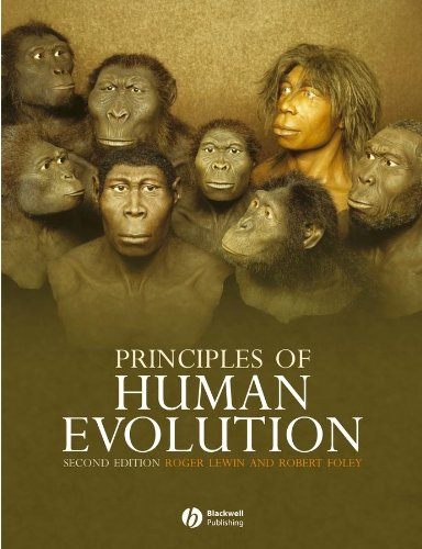 Principles of Human Evolution from Wiley-Blackwell