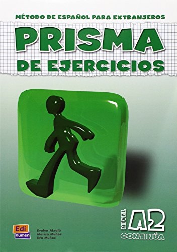 Prisma A2 Continua: Exercises Book from Editorial Edinumen