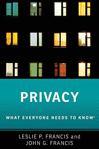Privacy: What Everyone Needs to Know® from OUP USA