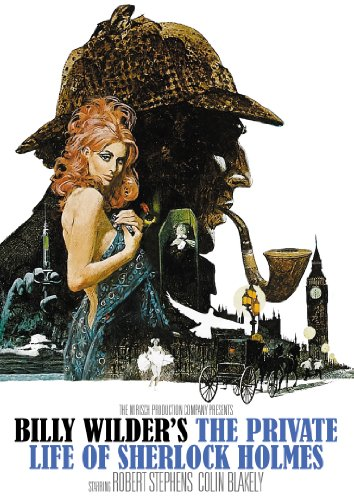 Private Life of Sherlock Holmes [DVD] [1970] [Region 1] [US Import] [NTSC] from KINO INTERNATIONAL