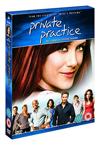 Private Practice - Season 2 [DVD] from Walt Disney Studios Home Entertainment