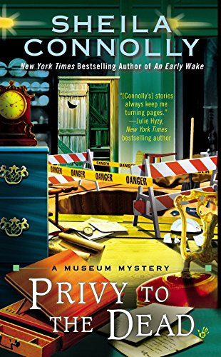 Privy to the Dead (Museum Mystery) from Berkley Books