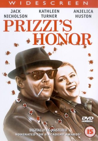 Prizzi's Honor [DVD] [1985] from Fremantle