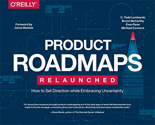 Product Roadmaps Relaunched from O′Reilly