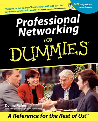 Professional Networking For Dummies from John Wiley & Sons