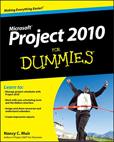 Project 2010 For Dummies from John Wiley & Sons