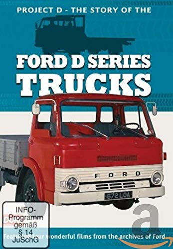 Project D - The Story Of The Ford D Series Trucks [DVD] from Duke Video