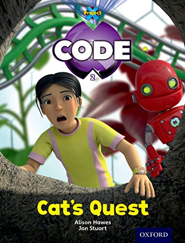 Project X Code: Bugtastic Cat's Quest from OUP Oxford