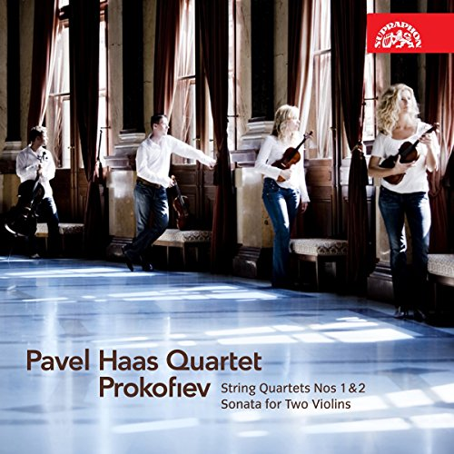 Prokofiev: String Quartets Nos. 1 & 2 And Sonata For Two Violins from SUPRAPHON