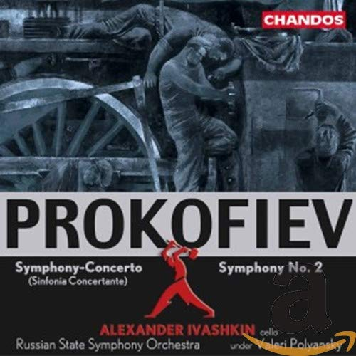 Prokofiev: Symphony No. 2 from CHANDOS GROUP