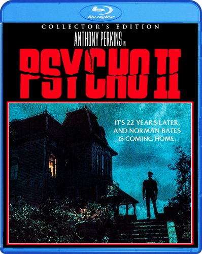 Psycho II: Collector's Edition [Blu-ray] [1983] [US Import] from Shout Factory