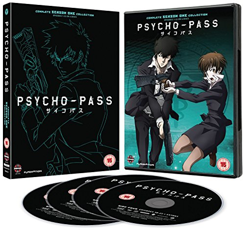 Psycho-Pass: Complete Season 1 from Manga Entertainment