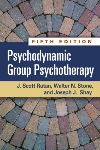 Psychodynamic Group Psychotherapy, Fifth Edition from Guilford Publications