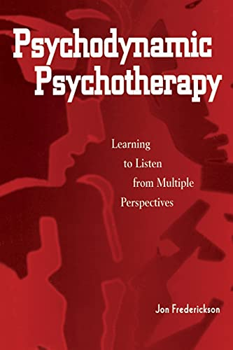 Psychodynamic Psychotherapy from Routledge