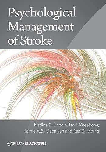 Psychological Management of Stroke from John Wiley & Sons