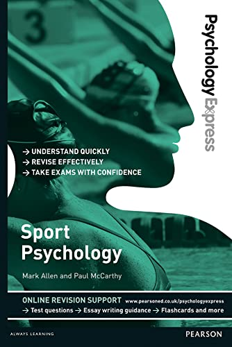 Sport Psychology: Undergraduate Revision Guide (Psychology Express) from Pearson