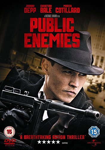 Public Enemies [DVD] (2009) from Universal