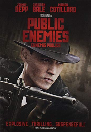 Public Enemies [DVD] [2009] [Region 1] [US Import] [NTSC] from Universal Studios
