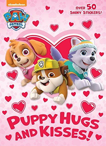 Puppy Hugs and Kisses (Paw Patrol) from Golden Books