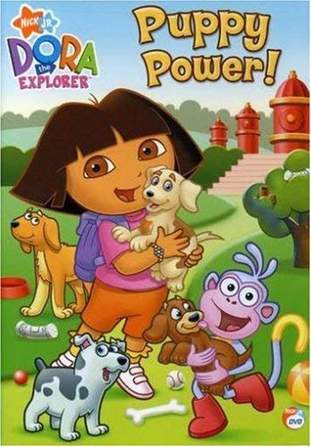 Puppy Power [DVD] [Region 1] [US Import] [NTSC] from Paramount Home Video