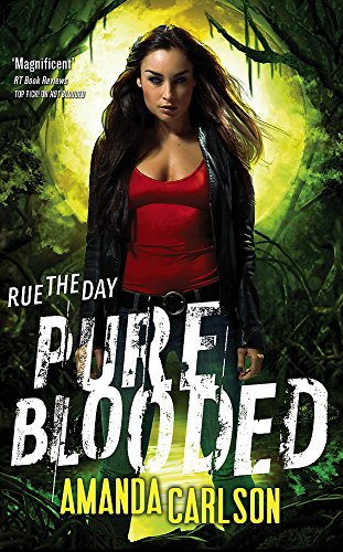 Pure Blooded: Book 5 in the Jessica McClain series (Jessica McCain) from Orbit