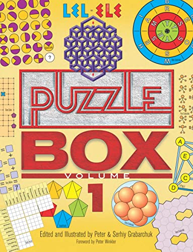Puzzle Box, Volume 1 from Dover Publications Inc.