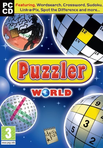 Puzzler World (PC DVD) from UBI Soft