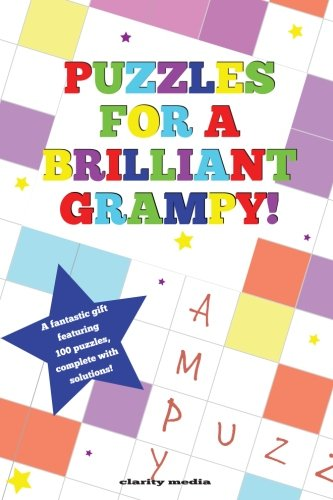 Puzzles For A Brilliant Grampy from Createspace