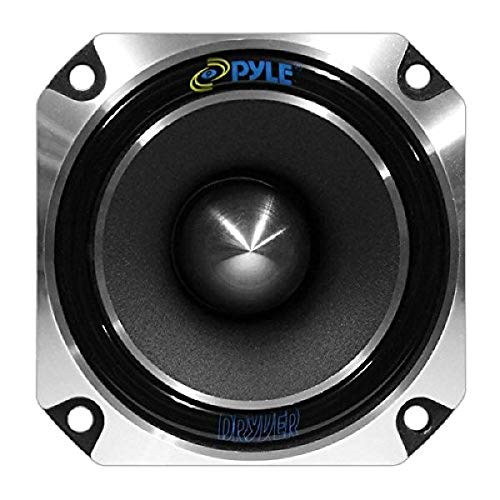 Pyle-Pro PDBT28 Chrome Heavy Duty Titanium Tweeter from Pyle-Pro