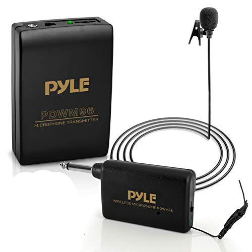 Pyle-Pro PDWM96 Belt Pack Wireless Microphone from PYLE