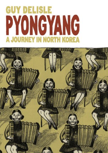 Pyongyang: A Journey in North Korea from Jonathan Cape