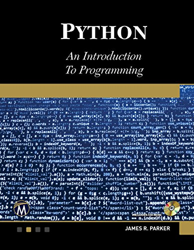 Python An Introduction to Programming from Mercury Learning & Information