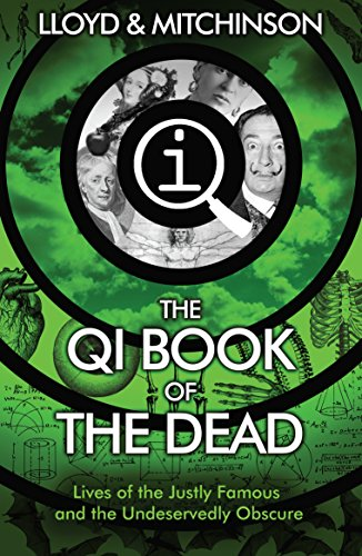QI: The Book of the Dead from Faber & Faber