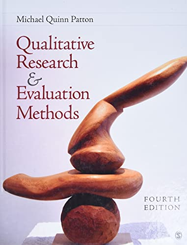 Qualitative Research & Evaluation Methods from SAGE Publications, Inc