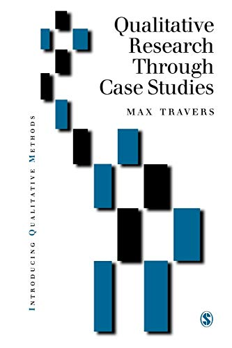 Qualitative Research through Case Studies (Introducing Qualitative Methods series) from Sage Publications Ltd