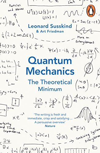 Quantum Mechanics: The Theoretical Minimum (Theoretical Minimum 2) from Penguin