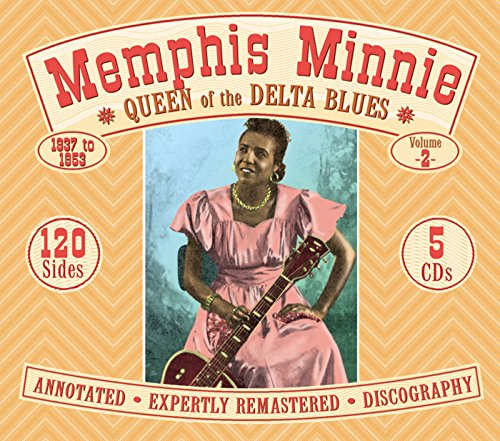 Queen Of The Delta Blues Volume 2