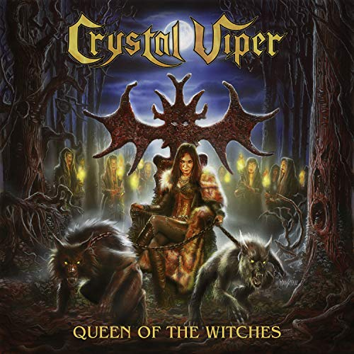 Queen Of The Witches from AFM RECORDS