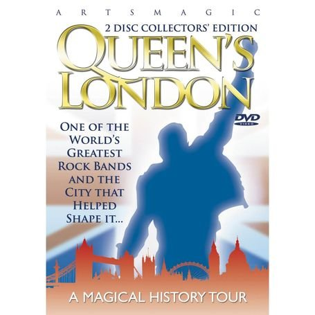 Queen - Queen's London (A Magical History Tour) [DVD] from Pegasus