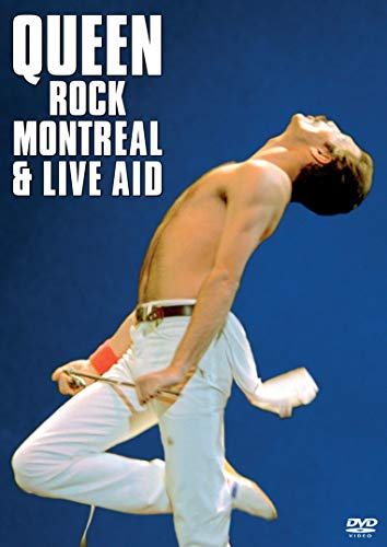 Queen Rock Montreal & Live Aid (2DVD) [2007] [NTSC] from Eagle Rock