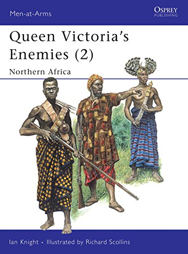 Queen Victoria's Enemies (2): Northern Africa: Northern Africa No. 2 (Men-at-Arms) from Osprey Publishing