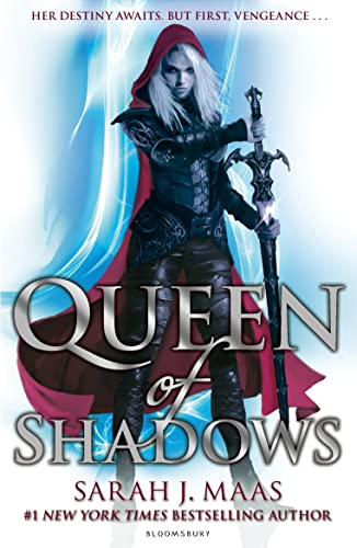 Queen of Shadows (Throne of Glass) from Bloomsbury Publishing PLC