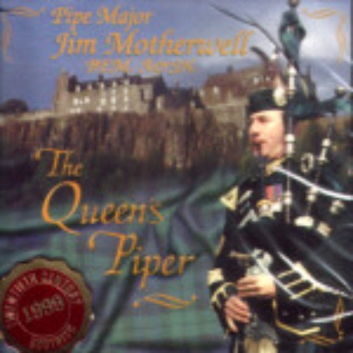 Queen's Piper from Scotdisc