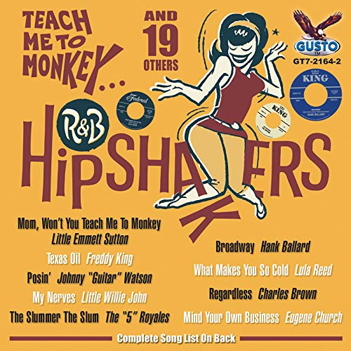 R-B Hipshakers Teach Me to Mo from Various